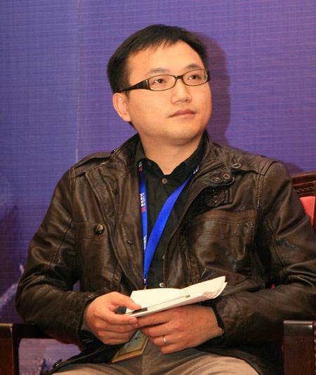 科技时代_图文:搜狐游戏首席运营官陈德文
