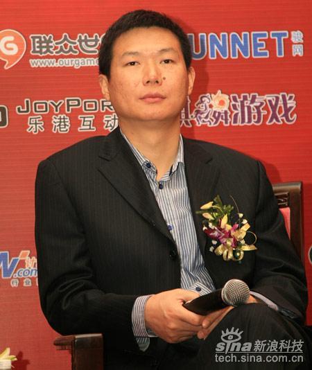 科技时代_图文:完美时空技术有限公司董事长兼CEO池宇峰