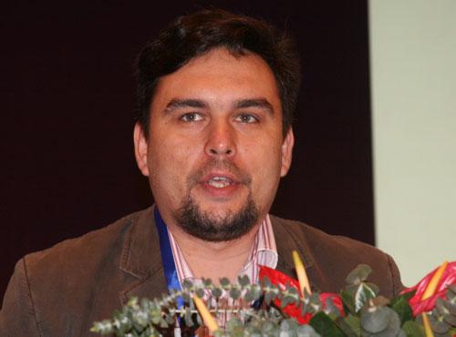 UFT总裁Evgeny Kosolapov