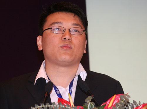 天下网总裁王鹏飞