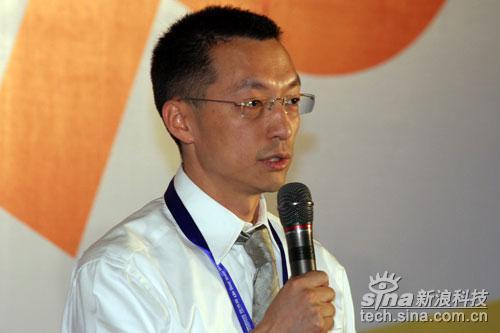 互动在线CEO潘海东演讲