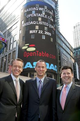 科技时代_OpenTable CEO:不以收购方式实现增长