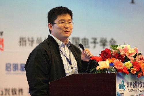 科技时代_图文:腾讯搜索技术研发中心总经理孙良