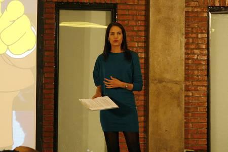 科技时代_图文:鲁可蒂在TEDxBeijing发表演讲