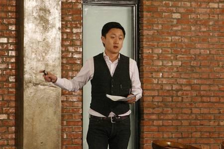 科技时代_图文:章彦在TEDxBeijing发表演讲