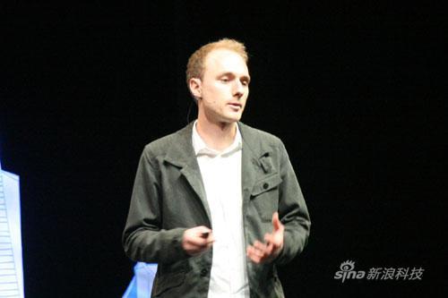 科技时代_图文:Cotweet负责人Aaron Gotwalt演讲