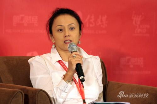 图文:阳狮锐奇集团大中华区主席李亦非_互联网