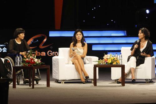 科技时代_图文:女性创业论坛实录(2)