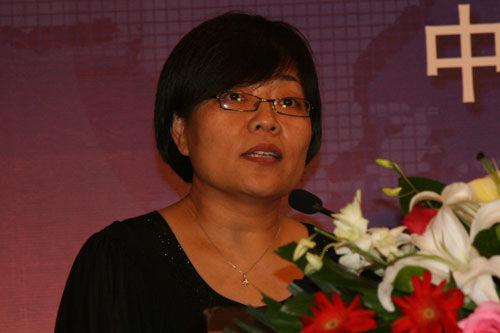 商务部电子商务和信息化司副司长张佩东