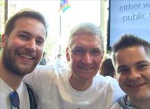苹果CEO库克宣布出柜