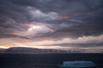 格陵兰壮观云层照片