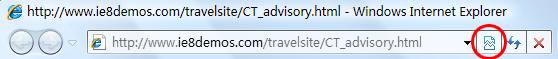"""IE8网页显示不正常用""""兼容性视图""""搞定"""