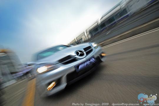 职业摄影师D3拍摄赛车试驾组图欣赏