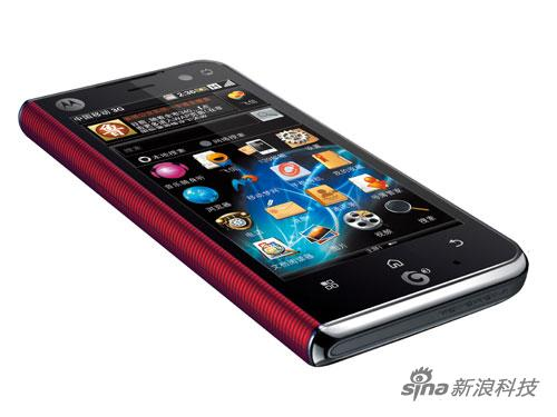 独家:摩托罗拉首款OPhone手机MT710曝光