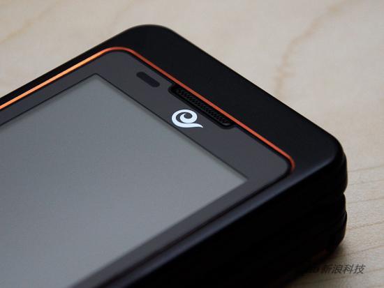旗舰双模双待3G手机三星W799细节图赏