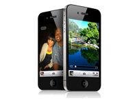 苹果发布iPhone 4