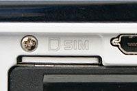 标准SIM卡槽