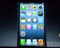 iPhone 5发布!图标增至5行