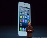 数新版iPod touch发布!