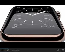 一分钟概览Apple Watch功能