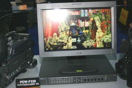高清光盘摄录一体机