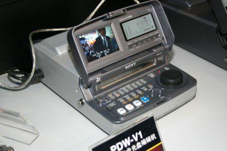 光盘编辑机