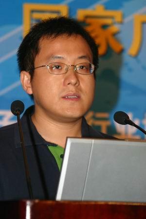 科技时代_图文:广电总局广播科学研究院电视所杨庆华
