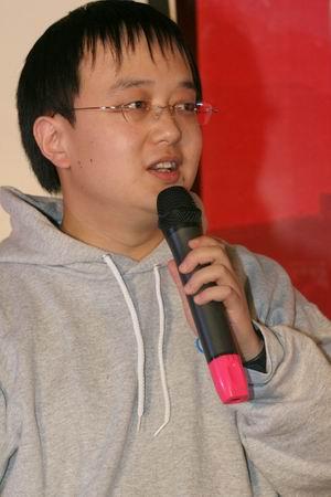 Google软件工程师王咏刚