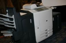 惠普安捷打印技术产品展示