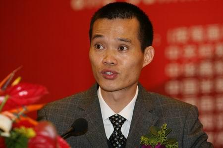 科技时代_图文:国家知识产权局领导王双龙致词