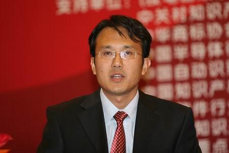 科技时代_图文:中兴通讯法律部知识产权经理张鹏演讲