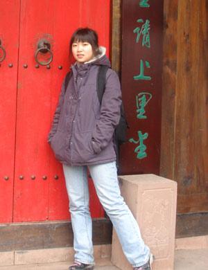 科技时代_ISEF中国参赛学生成都第七中学熊维希简历