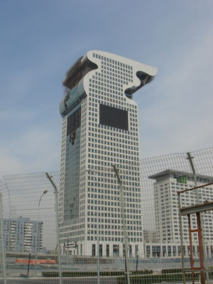 科技时代_传盖茨花费一亿租下北京四合院观看奥运(组图)