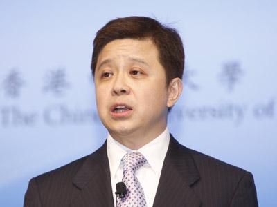 微软亚洲研究院院长洪小文