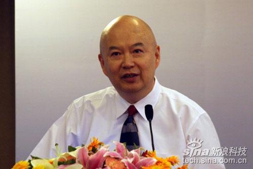 红帽大中华区总裁 胡铂林