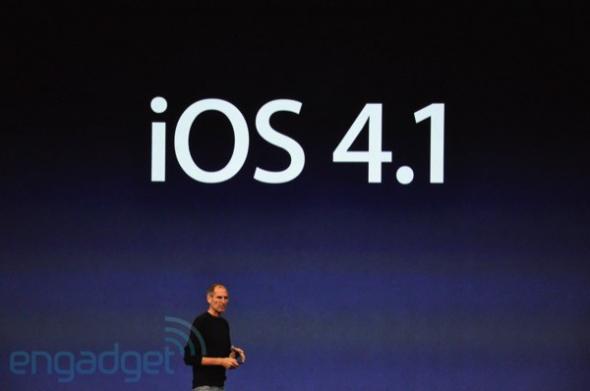 科技时代_苹果发布新款iOS 4.1操作系统