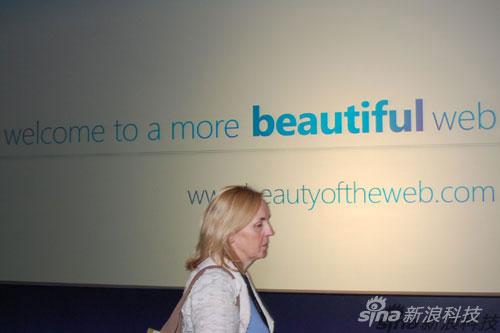 科技时代_图文:微软IE9 Beta发布会IE9专题网站