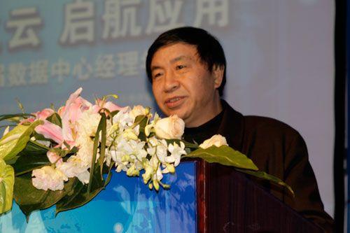 中国电子学会副理事长兼秘书长刘汝林
