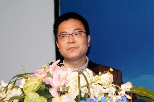万国数据中心副总裁凌宇翔