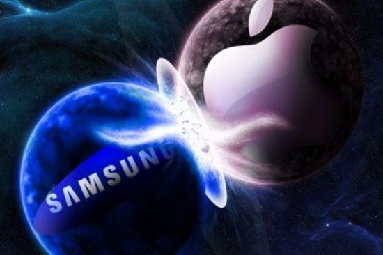 苹果和三星不仅有专利纠纷,更在智能手机和平板电脑等领域直接竞争