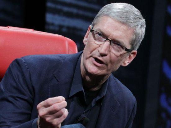 苹果订单削减 库克称单一数据不反映大趋势