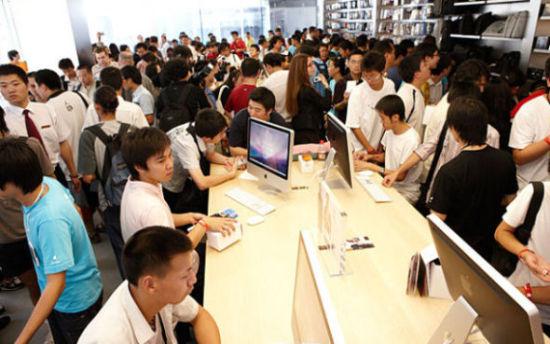 分析师称,中国将成为苹果的救命稻草。