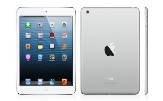 报道称,iPad 5拥有与iPad mini类似的薄斜面设计。