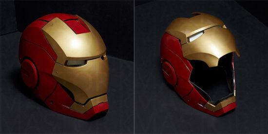 王康的 Mark III 型头盔