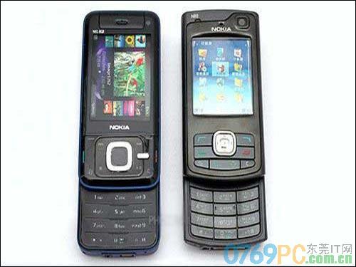 东莞:游戏手机诺基亚N818GB又降150元