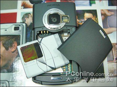 高性价比诺基亚300万像素N80仅1999