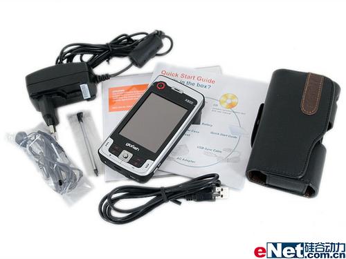 内置GPS功能倚天超薄智能机X800图赏