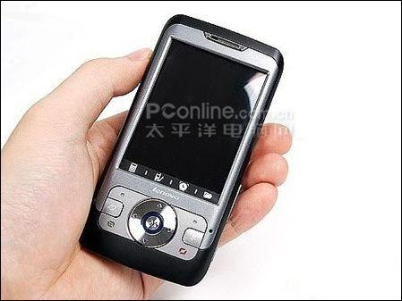 国内GPS定位手机最新力作联想P990