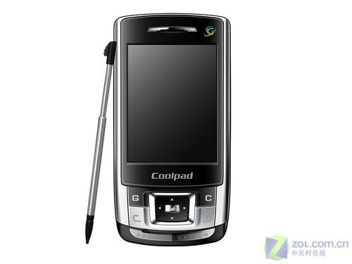内置GPS芯片 酷派双模智能手机7360上市