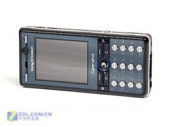 300万像素AF索尼爱立信K818c售1880元